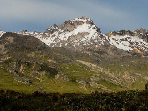 Carihuairazo Volcano