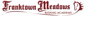 franktown meadows riding academy logo image