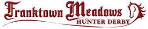 Franktown Meadows Hunter Derby logo