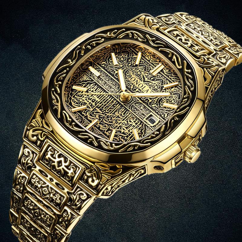 Fashion Quartz Watches For Men