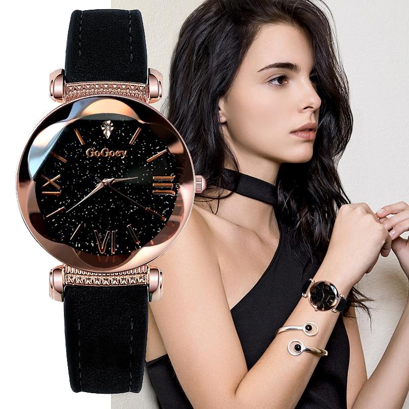 Gogoey Women's New Luxury Designed Watches
