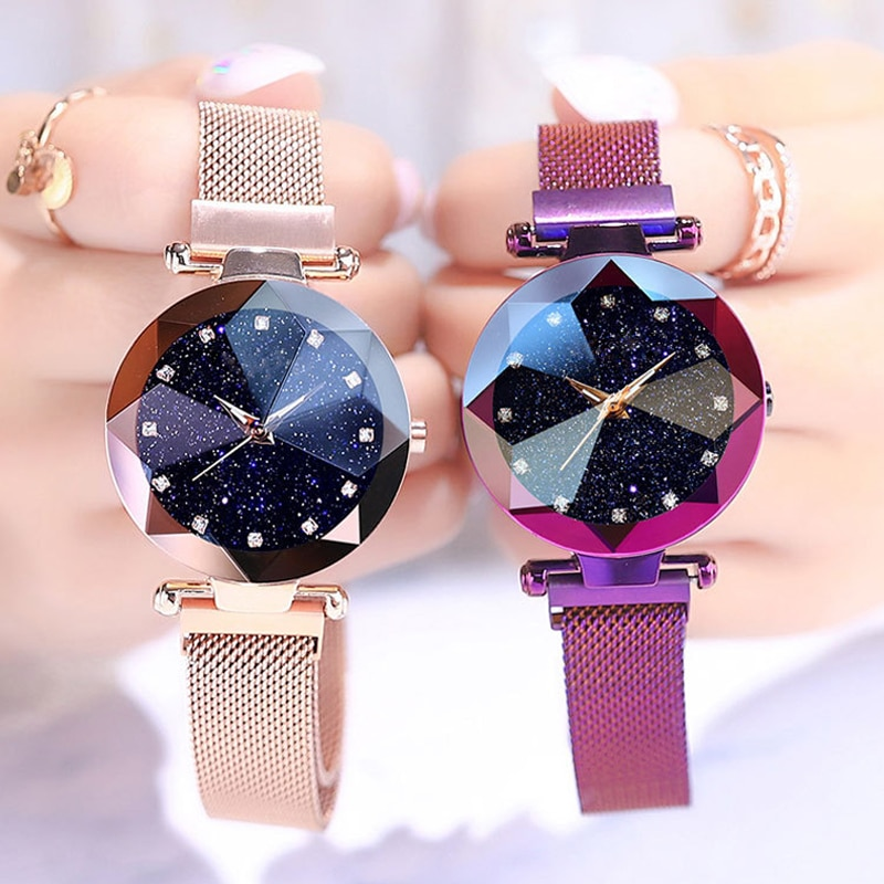 New 2020 Luxury Star Light Sky Women's Watches