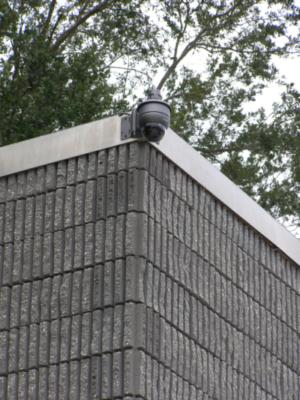 Exterior Surveillance Oral Surgeon Parking Lot
