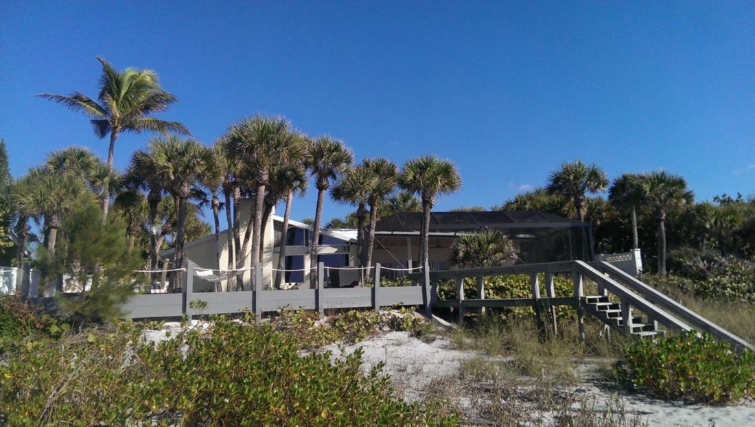 Manasota Key Beachfront Residence