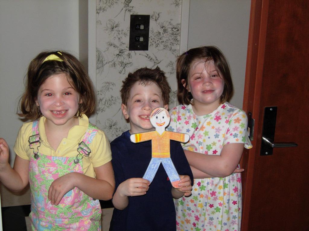 Happy Birthday Grace, Patrick, and Maggie
