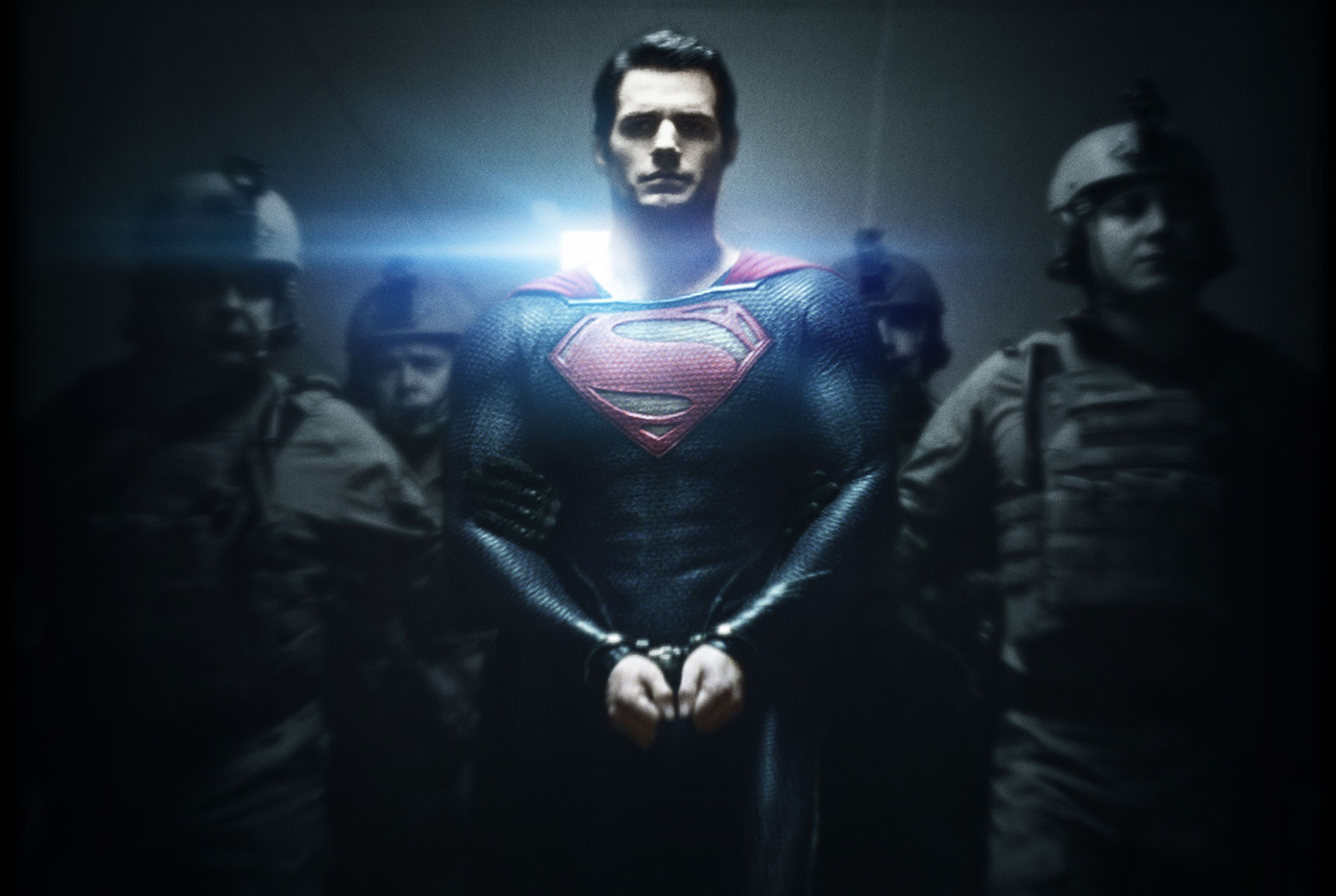 Is the Man of Steel the Prince of Peace?