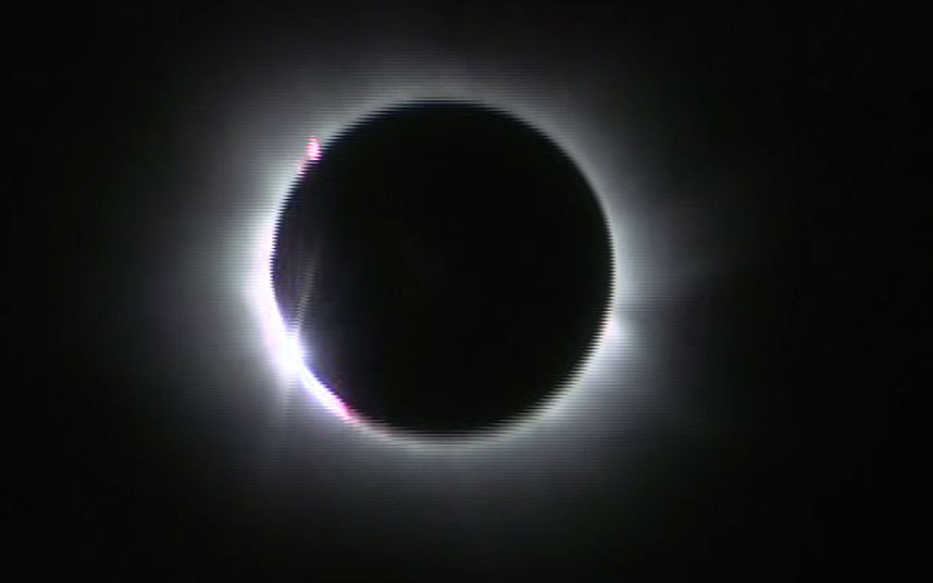 A Total Eclipse of Values