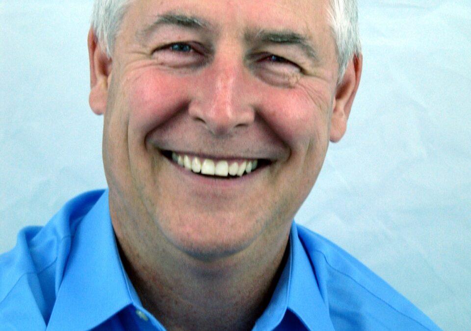 Author and facial coding expert Dan Hill