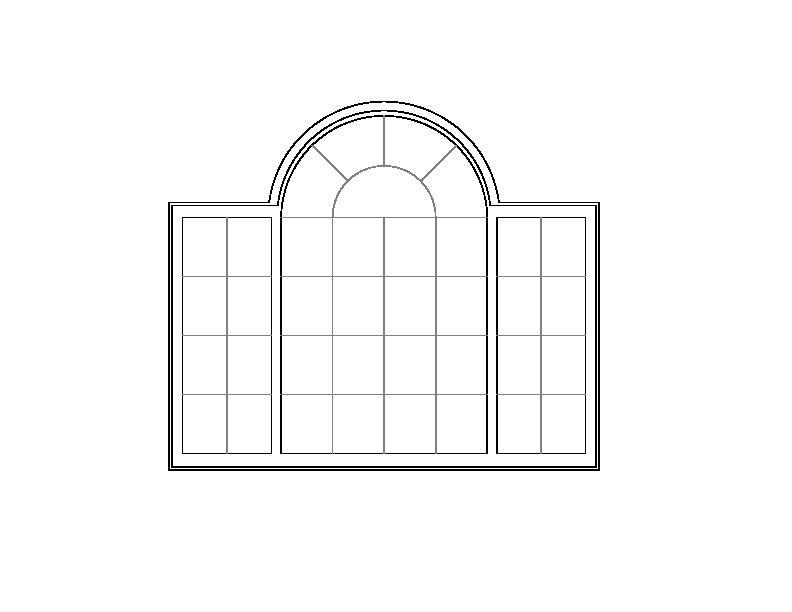 Paladian Window