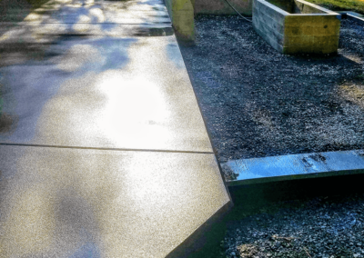 Decorative concrete flatwork by OR CONCRETE