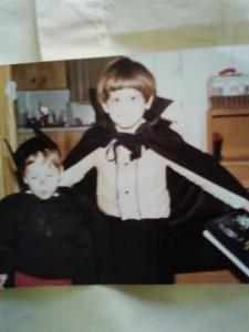Brian and David - Halloween