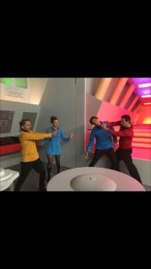 Star Trek engineering