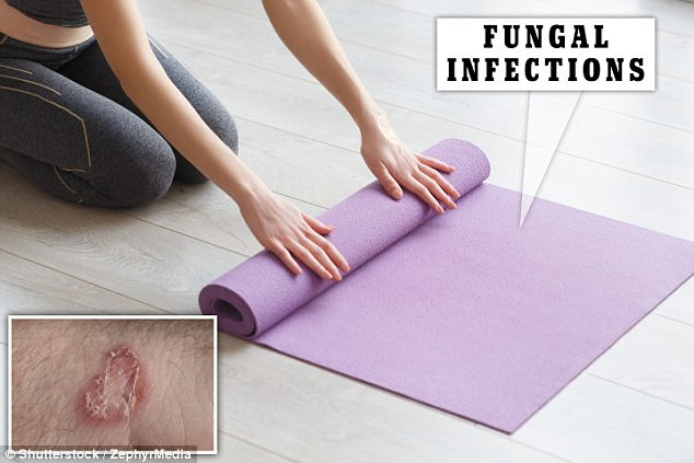 Gym Infections