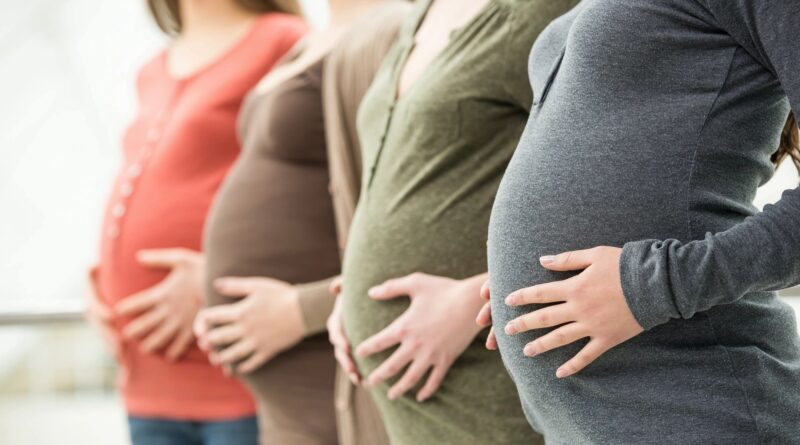 physical exercise for expecting mothers