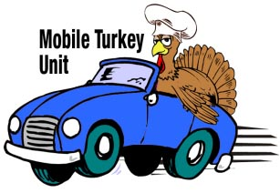 Mobile Turkey Unit
