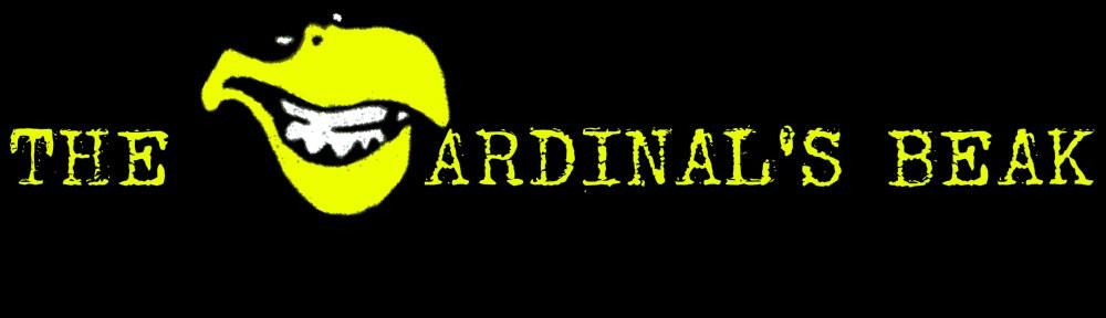 The Cardinal's Beak