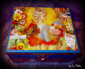 Craft Box by LE Dubin
