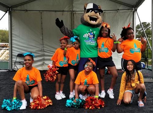 Rodney Raccoon Visits Kids Events Festivals Assemblies