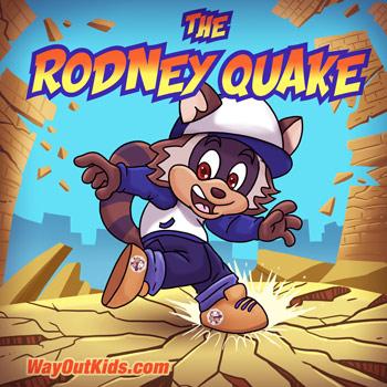 The Rodney Quake Kids Dance Song