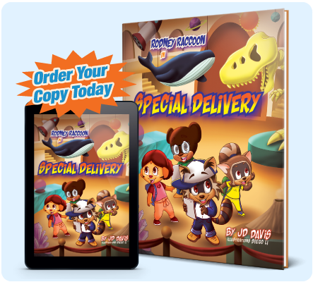 Special Delivery Kids Book Gripping Adventure