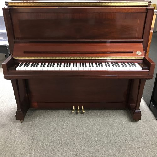 Crown Jewel Steinway K 52 Upright Piano