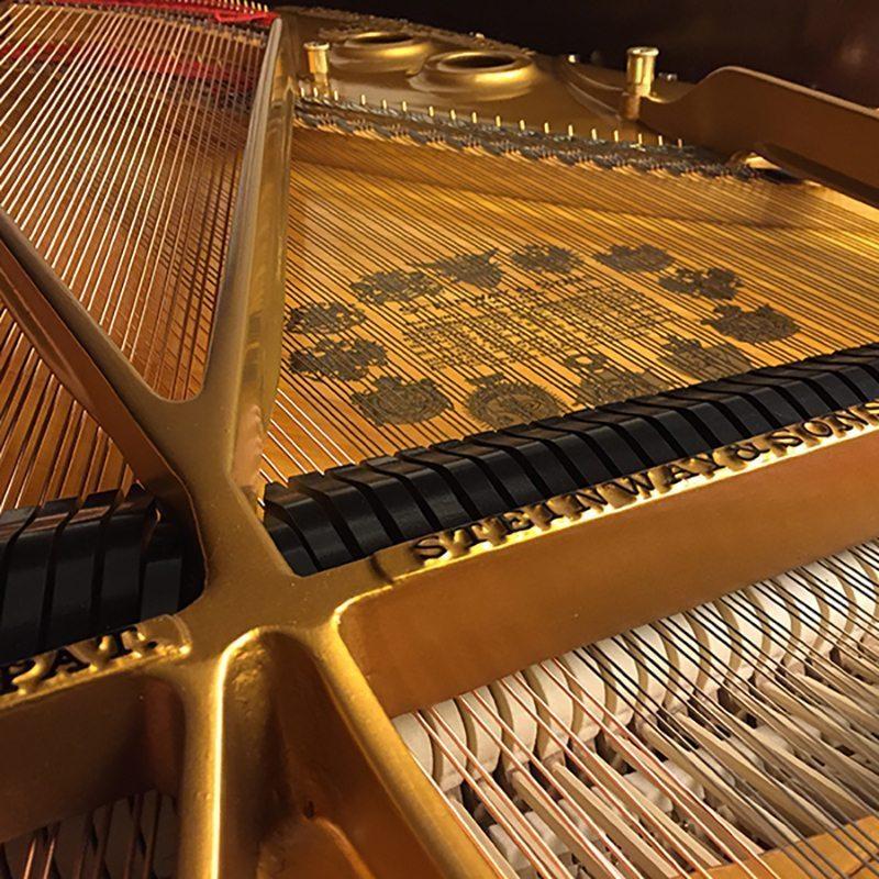 grand piano strings