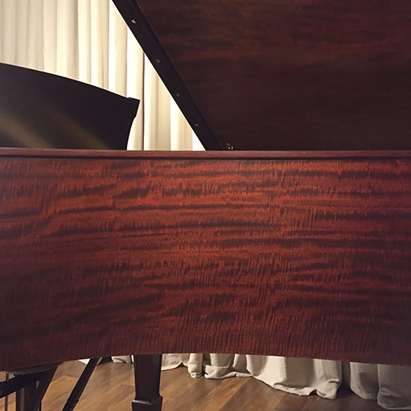 refinished steinway a3 grand piano for sale