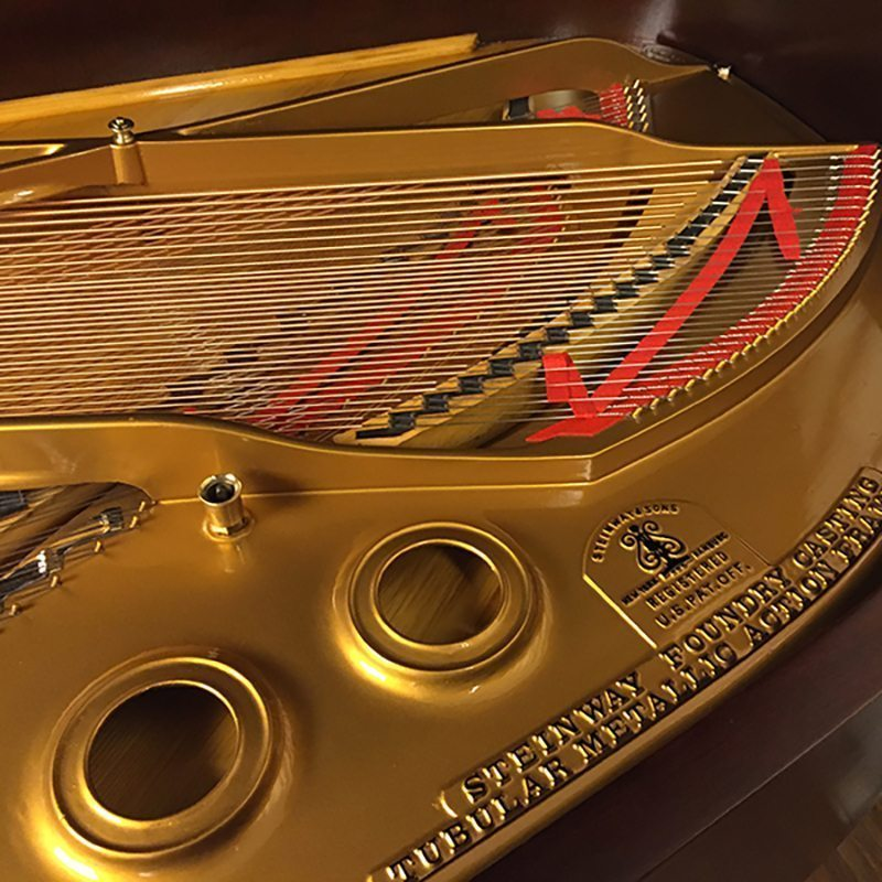 rebuilt steinway a3 grand piano for sale