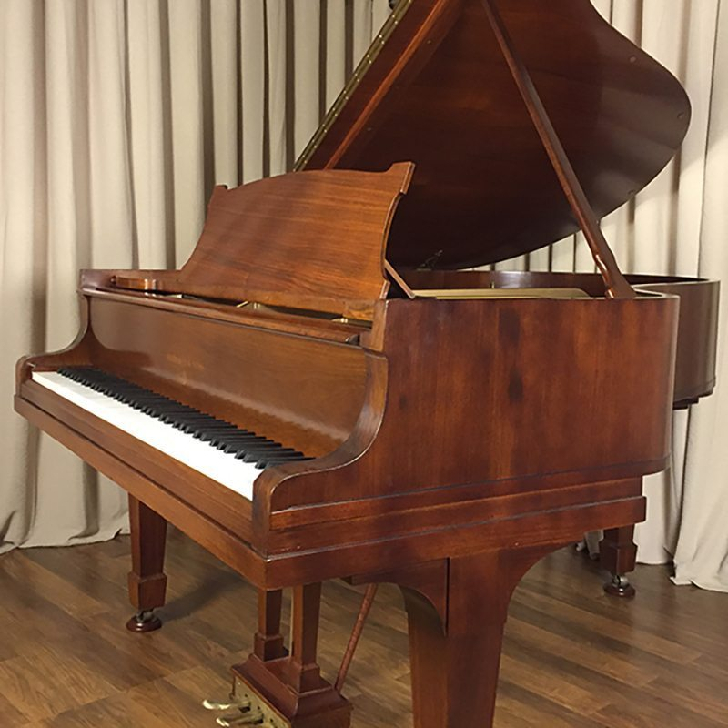 german steinway O grand piano