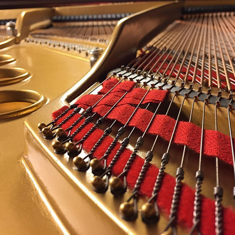 piano strings steinway