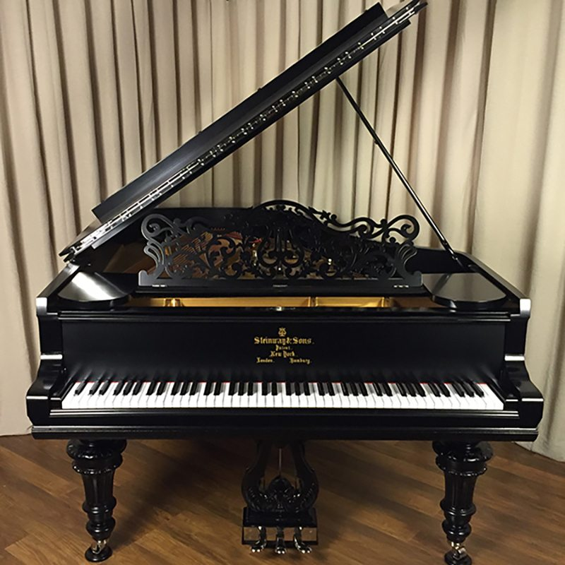 antique steinway grand piano