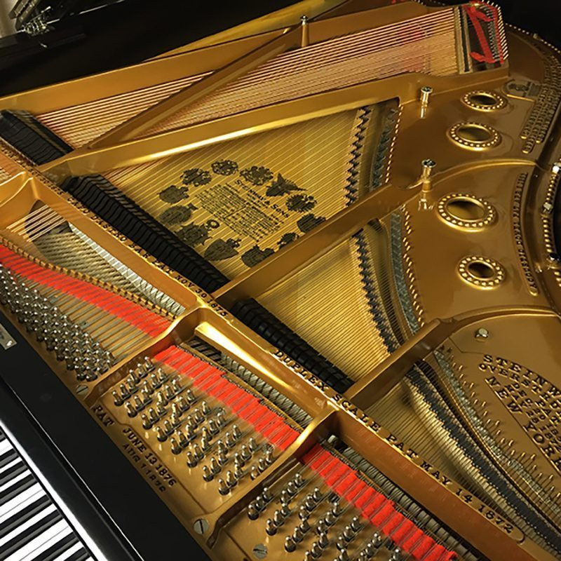 restored antique grand piano steinway a