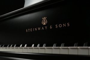 steinway grand piano fallboard decal
