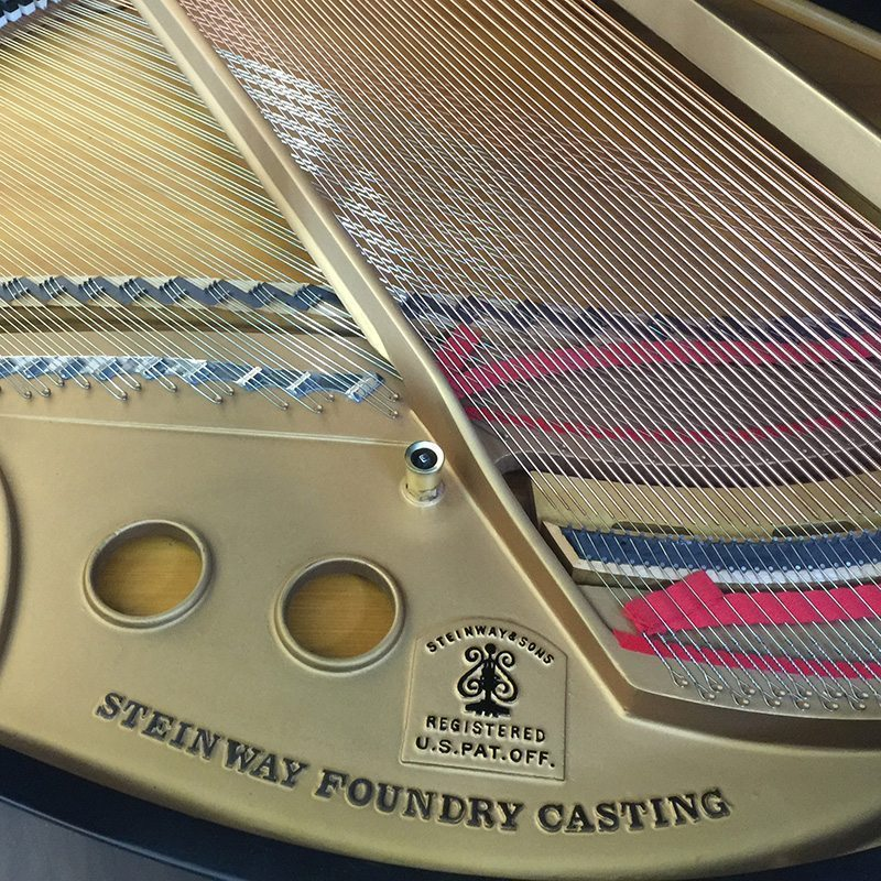 rebuilt steinway s grand piano for sale
