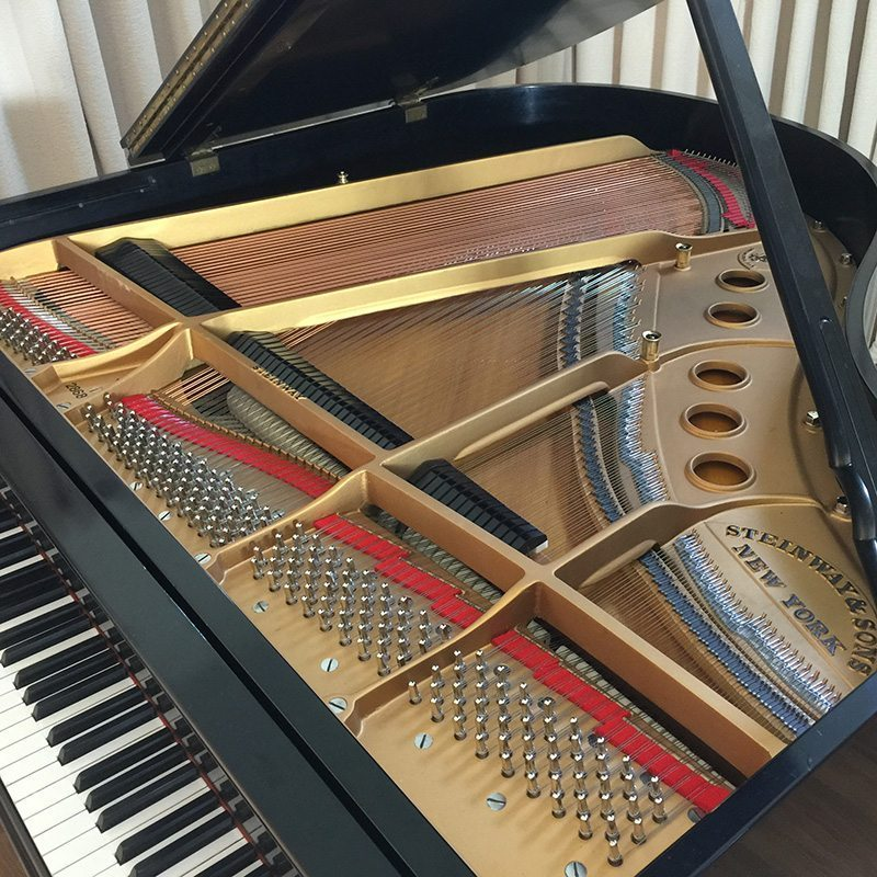 used steinway s grand piano for sale