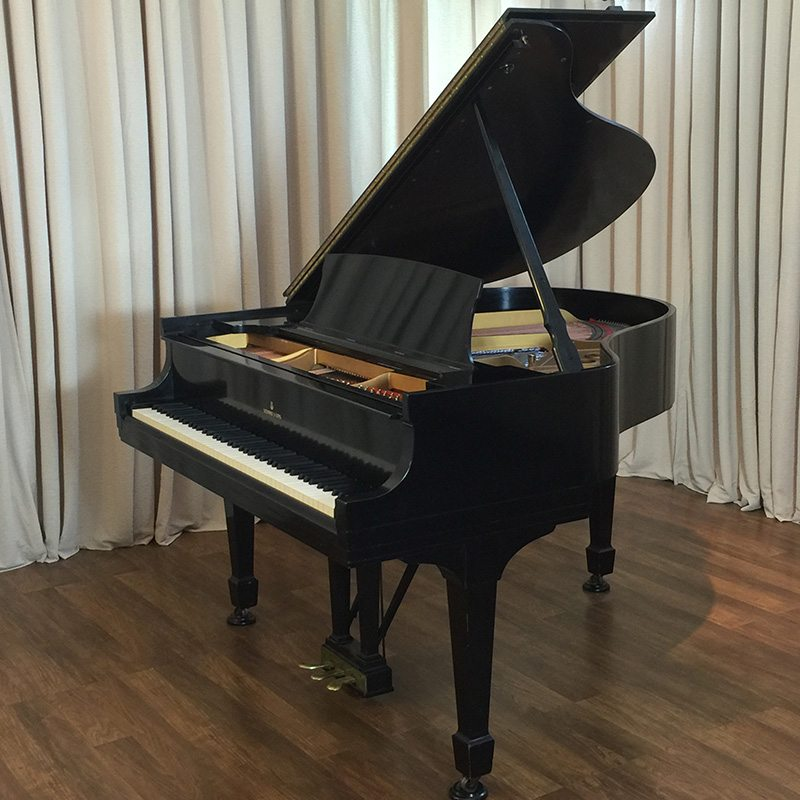 preowned steinway s grand piano for sale