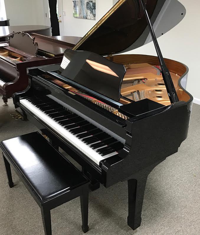 yamaha C1 grand piano