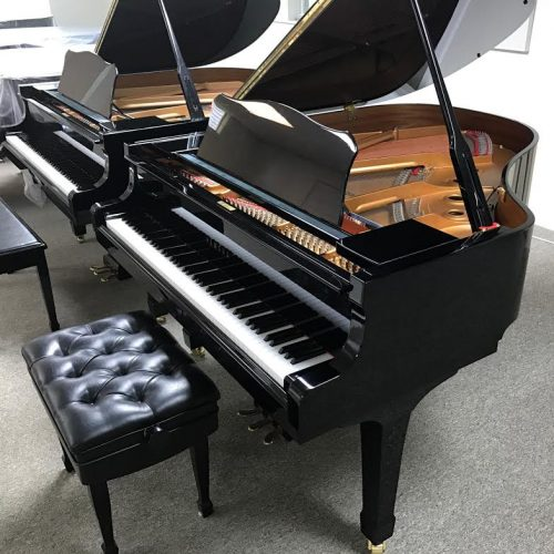 yamaha c3 grand piano ebony