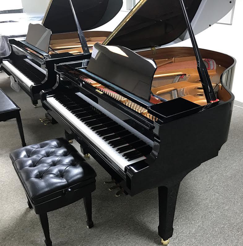 yamaha c3 grand piano ebony