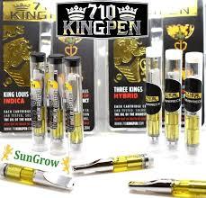 Order 710 King Pen Gelato Cartridges