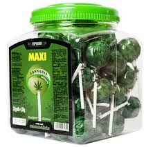 Order Cannabis Lollipops online