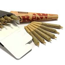 Pre-rolled-joints