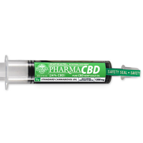 CBD oil DNH active+ (syringe) 10ml