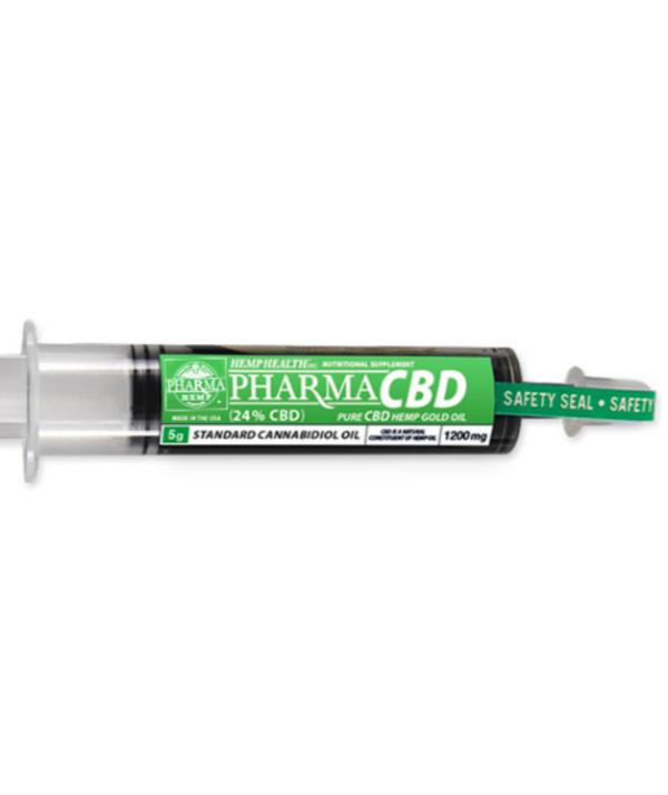 CBD oil DNH active+ (syringe) 10ml