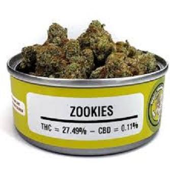 Buy Zookies weed cans online