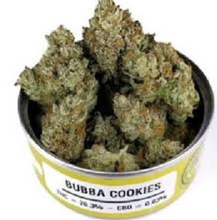 Buy bubba cookies weed cans