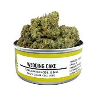Buy wedding cake weed cans online