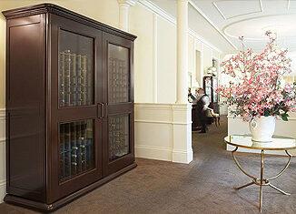 Le Cache Wine Cabinet