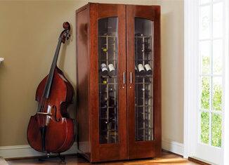 Le Cache Contemporary 2400 Wine Cabinet