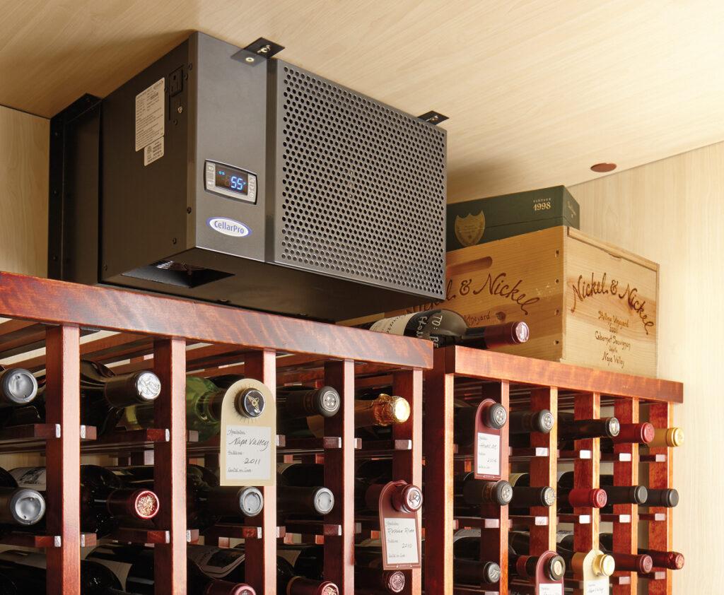 CellarPro 1800 Cooling System